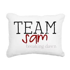 sam Rectangular Canvas Pillow