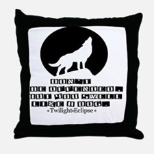 Smelllikeadoginvert Throw Pillow