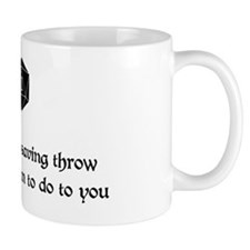savingthrowlight Mug