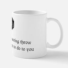 savingthrowlight Mug