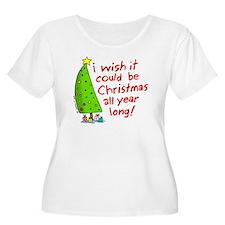 Christmas wis T-Shirt