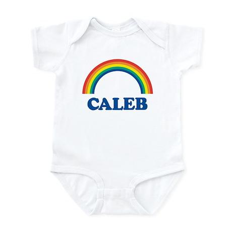 CALEB (rainbow) Infant Bodysuit