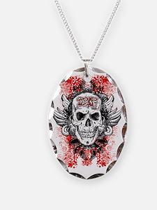 skullForehead_14t Necklace