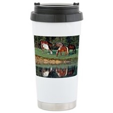 reflection_laptop Travel Mug