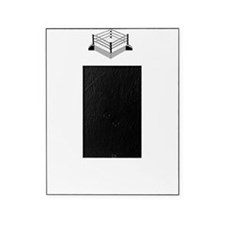 Keep Calm - White Text REV1 Picture Frame