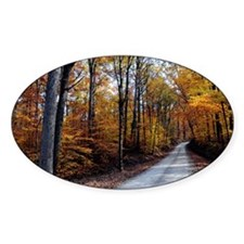 autumnroad_laptop Decal