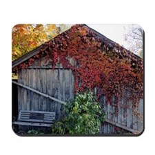 barn_laptop Mousepad
