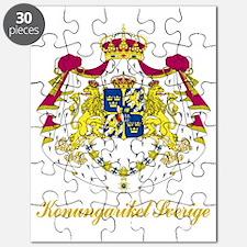 Sweden COA Puzzle