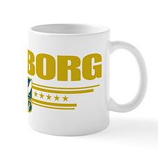 Goteborg (Flag 10) pocket Mug
