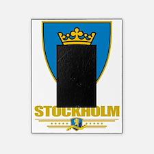 Stockholm (Flag 10) Picture Frame