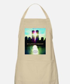 TWIN TOWERS POSTER FOR ALEX 7 1 2011 Apron