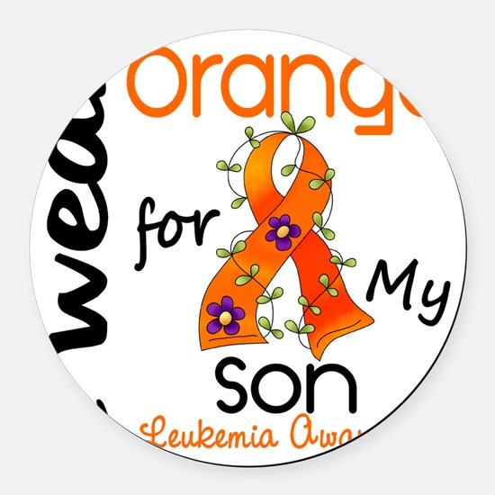 DONE2 Round Car Magnet