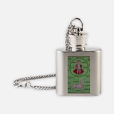 yoga-2 Flask Necklace