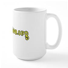 URL copy Mug