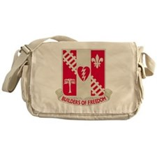 44th Army Engineer Battalion Messenger Bag