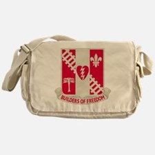 44th Army Engineer Battalion Messenger Bag