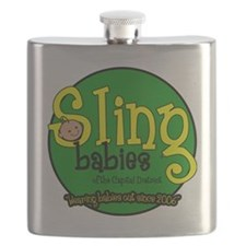 Wearing_Babies_Out_Since_2006 copy Flask