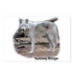 Naubinway, Michigan Postcards (Package of 8)