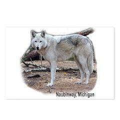 Naubinway, Michigan Postcards (Package of 8)