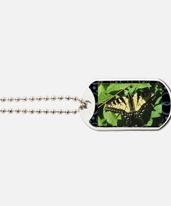 swallowtail-butterfly Dog Tags