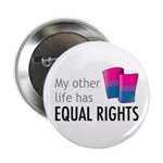 "My Other Life Bi 2.25"" Button"
