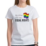 My Other Life Rainbow Women's T-Shirt