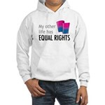 My Other Life Bi Hooded Sweatshirt