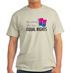 My Other Life Bi Light T-Shirt