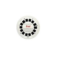 fate Mini Button