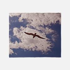 seagull-1 Throw Blanket