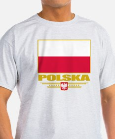 Poland (Flag 10) T-Shirt