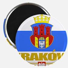 Krakow (Flag 10)2 Magnet