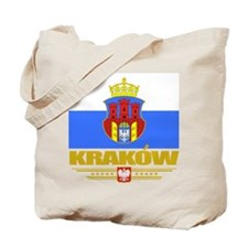 Krakow (Flag 10)2 Tote Bag