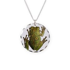 FROG_CLEANoutline Necklace