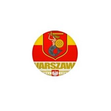 Warsaw (Flag 10) Mini Button