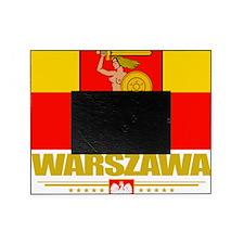 Warsaw (Flag 10) Picture Frame