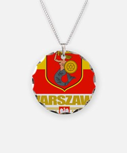 Warsaw (Flag 10) Necklace