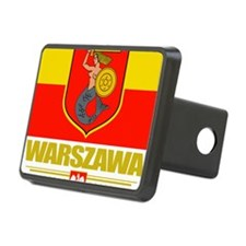 Warsaw (Flag 10) Hitch Cover
