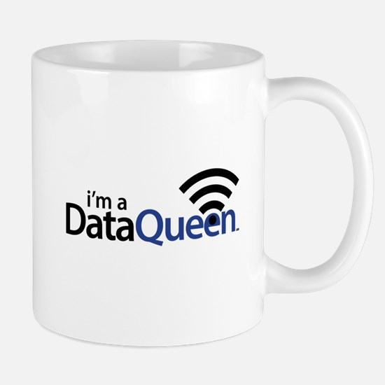 DataQueen Mugs