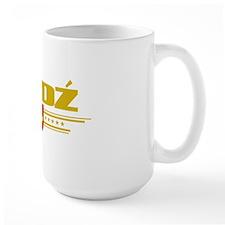 Lodz (Flag 10) pocket Mug