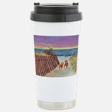 beach set print_edited-1 Travel Mug