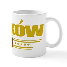 Krakow (Flag 10) pocket Mug
