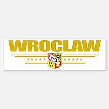 Wroclaw (Flag 10) pocket Sticker (Bumper)