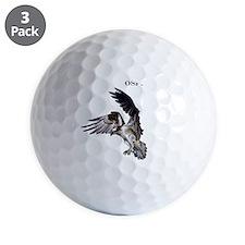 TShirt_Full osprey copy Golf Ball