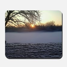 sunrise Mousepad