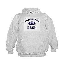 Property of cash Hoodie