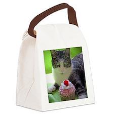 Gershwin bdaycard Canvas Lunch Bag