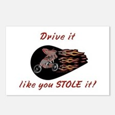 Like you stole it baby Postcards (Package of 8)