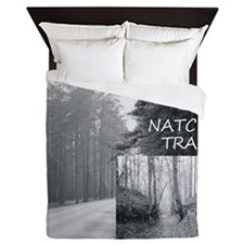natcheztrace1 Queen Duvet