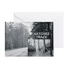 natcheztrace1 Greeting Card